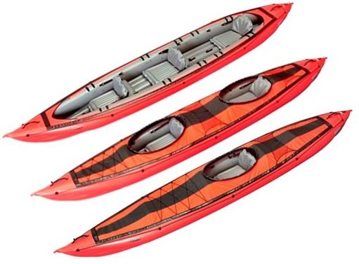 uppblåsbar kanot pris